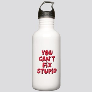 Fix Stupid Stainless Water Bottle 1.0L