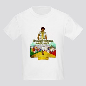 Ethiopian Warrior - Kid's T-Shirt