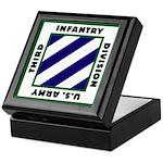3id US Army Keepsake Box