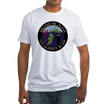 USS ALACRITY Fitted T-Shirt