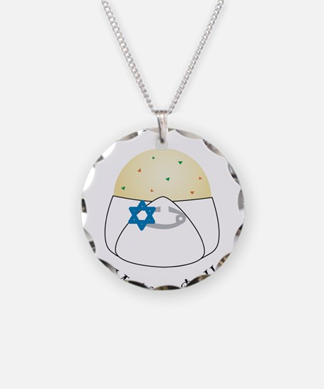 Mommy's Little Matzo Ball Necklace