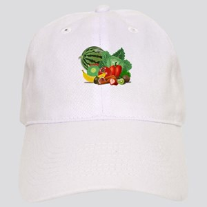 Fruits And Vegetables Cap