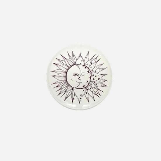 sunmoon Mini Button