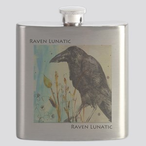 Raven Lunatic Flask