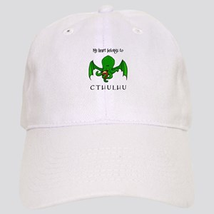My heart belongs to Cthulhu Cap
