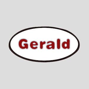 Gerald Santa Fur Patch