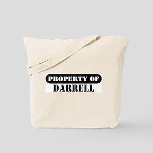 Property of Darrell Tote Bag