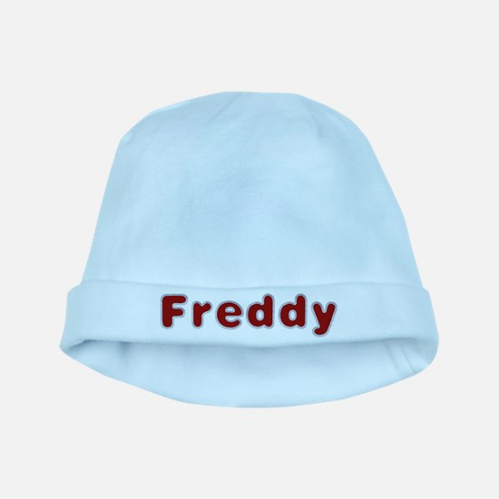 Freddy Santa Fur baby hat