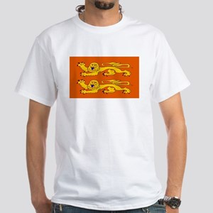 Normandy White T-Shirt