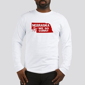Nebraska Long Sleeve T-Shirt