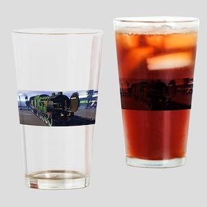 The Flying Scotsman cutaway Drinking Glass