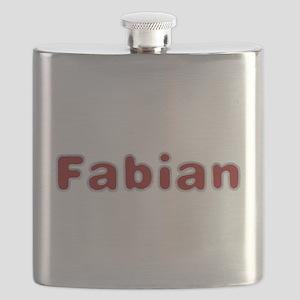 Fabian Santa Fur Flask