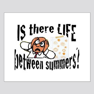 Life Between Summers Male Small Poster