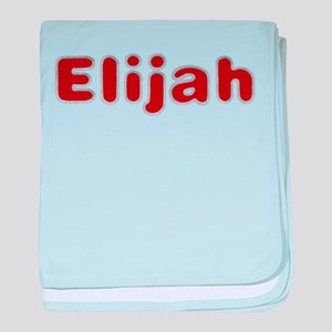 Elijah Santa Fur baby blanket