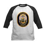 USS CHIEF Kids Baseball Jersey