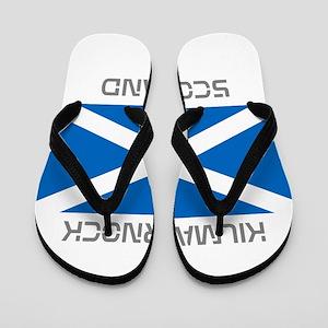 Kilmarnock Scotland Flip Flops