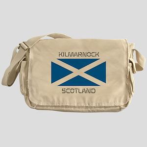 Kilmarnock Scotland Messenger Bag