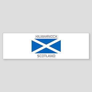 Kilmarnock Scotland Sticker (Bumper)