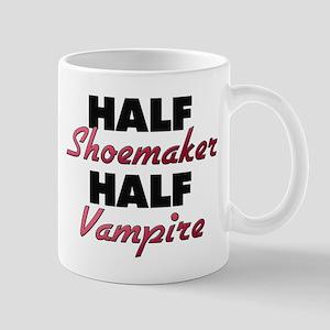 Half Shoemaker Half Vampire Mugs