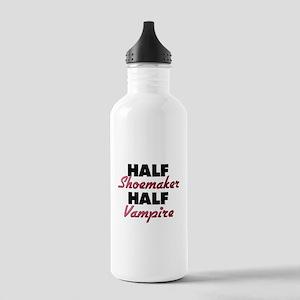 Half Shoemaker Half Vampire Water Bottle