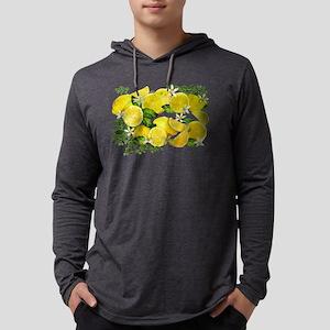 Acid Lemons from Calabria (Vin Long Sleeve T-Shirt