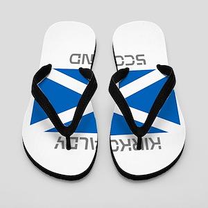 Kirkcaldy Scotland Flip Flops
