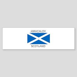 Kirkcaldy Scotland Sticker (Bumper)