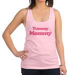 Yummy Mommy Racerback Tank Top