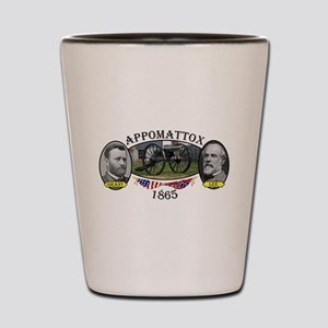 Appomattox Shot Glass