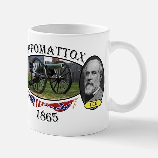 Appomattox Mugs