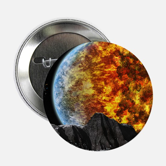 """End of the World 2.25"""" Button"""