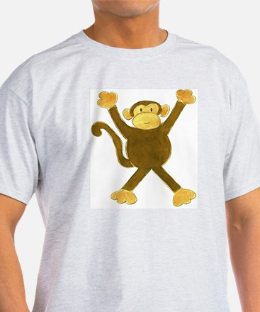 Tumbling Monkey T-Shirt