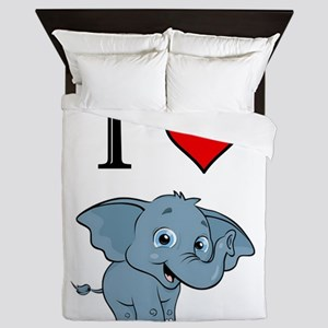 Elephant Queen Duvet