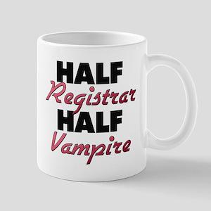 Half Registrar Half Vampire Mugs