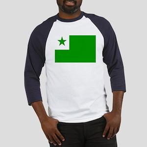 Esperanto Baseball Jersey