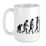 Garden Evolution Large Mug