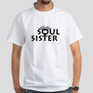 Soul Sister White T-Shirt