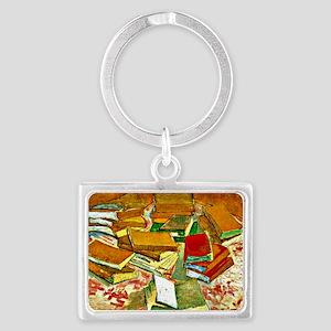 Van Gogh - Still Life French No Landscape Keychain
