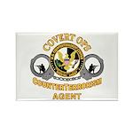 CounterTerrorism Rectangle Magnet