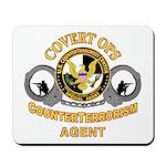 CounterTerrorism Mousepad
