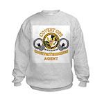 CounterTerrorism Kids Sweatshirt