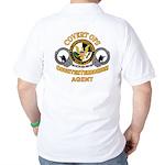 CounterTerrorism Golf Shirt