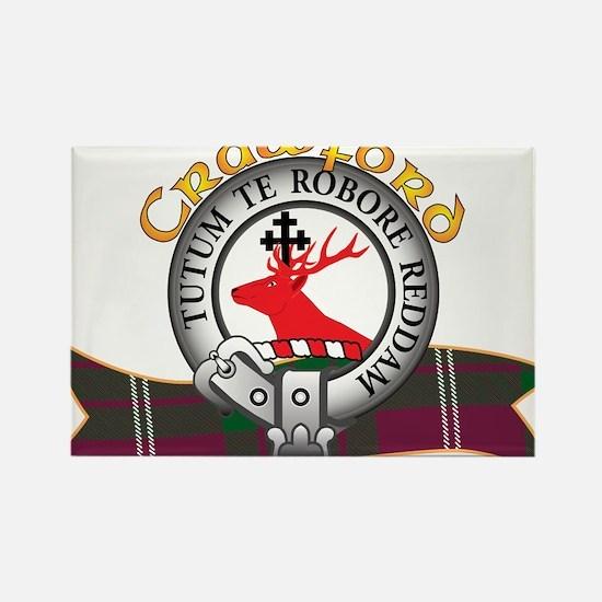 Crawford Clan Magnets