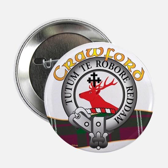 "Crawford Clan 2.25"" Button"