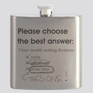 Indecisive - Trouble Making Decisions Flask