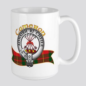 Cameron Clan Mugs