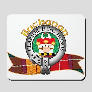 Buchanan Clan Mousepad