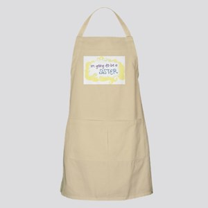 I'm going to be a Sister BBQ Apron