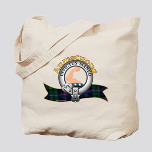 Armstrong Clan Tote Bag