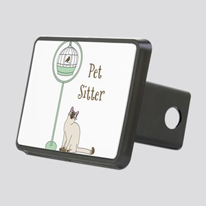 Pet Sitter Hitch Cover